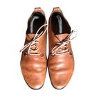 Chaussures à lacets  TRIPPEN Abricot
