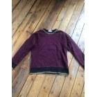 Sweatshirt ISABEL MARANT ETOILE Red, burgundy