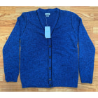 Gilet, cardigan ZADIG & VOLTAIRE Bleu, bleu marine, bleu turquoise