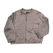 Zipped Jacket ISABEL MARANT Silver