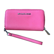 Wallet MICHAEL KORS Pink, fuchsia, light pink