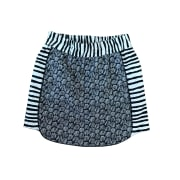 Mini Skirt HEIMSTONE Black
