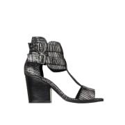 Sandales à talons THE KOOPLES Noir