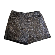 Short KARL LAGERFELD Gris, anthracite