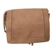 Leather Shoulder Bag JEROME DREYFUSS Beige Rosé