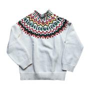 Maglione LOEWE Bianco, bianco sporco, ecru