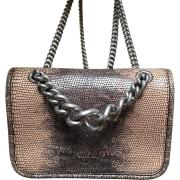 Leather Handbag MIU MIU Multicolor
