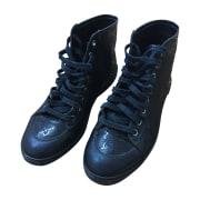 Baskets GUCCI Noir