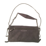 Leather Clutch ZADIG & VOLTAIRE Black