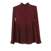 Camicia THE KOOPLES Rosso, bordeaux