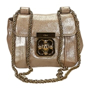 Leather Shoulder Bag CHLOÉ Pink