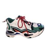 Sneakers SANDRO White, off-white, ecru