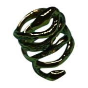 Ring AURELIE BIDERMANN Golden, bronze, copper