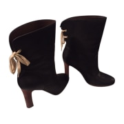 High Heel Boots SEE BY CHLOE Black