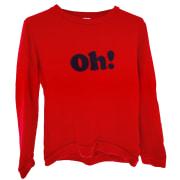 Sweat-Kleidung CLAUDIE PIERLOT Rot, bordeauxrot