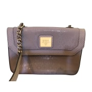Non-Leather Clutch GUESS Gray, charcoal