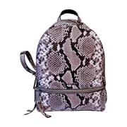 Backpack MICHAEL KORS Blanc et marron