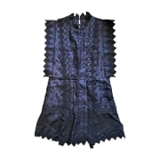 Mini Dress ISABEL MARANT Black
