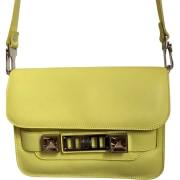 Leather Shoulder Bag PROENZA SCHOULER Yellow