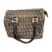 Non-Leather Handbag FENDI Black