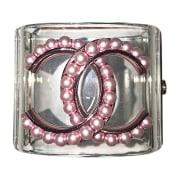 Bracelet CHANEL Violet, mauve, lavande