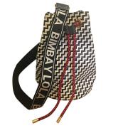 Leather Shoulder Bag BIMBA & LOLA Multicolor