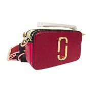 Leather Shoulder Bag MARC JACOBS Multicolor