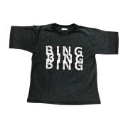 Top, T-shirt ANINE BING Gray, charcoal