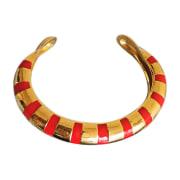 Bracelet AURELIE BIDERMANN Doré, bronze, cuivre