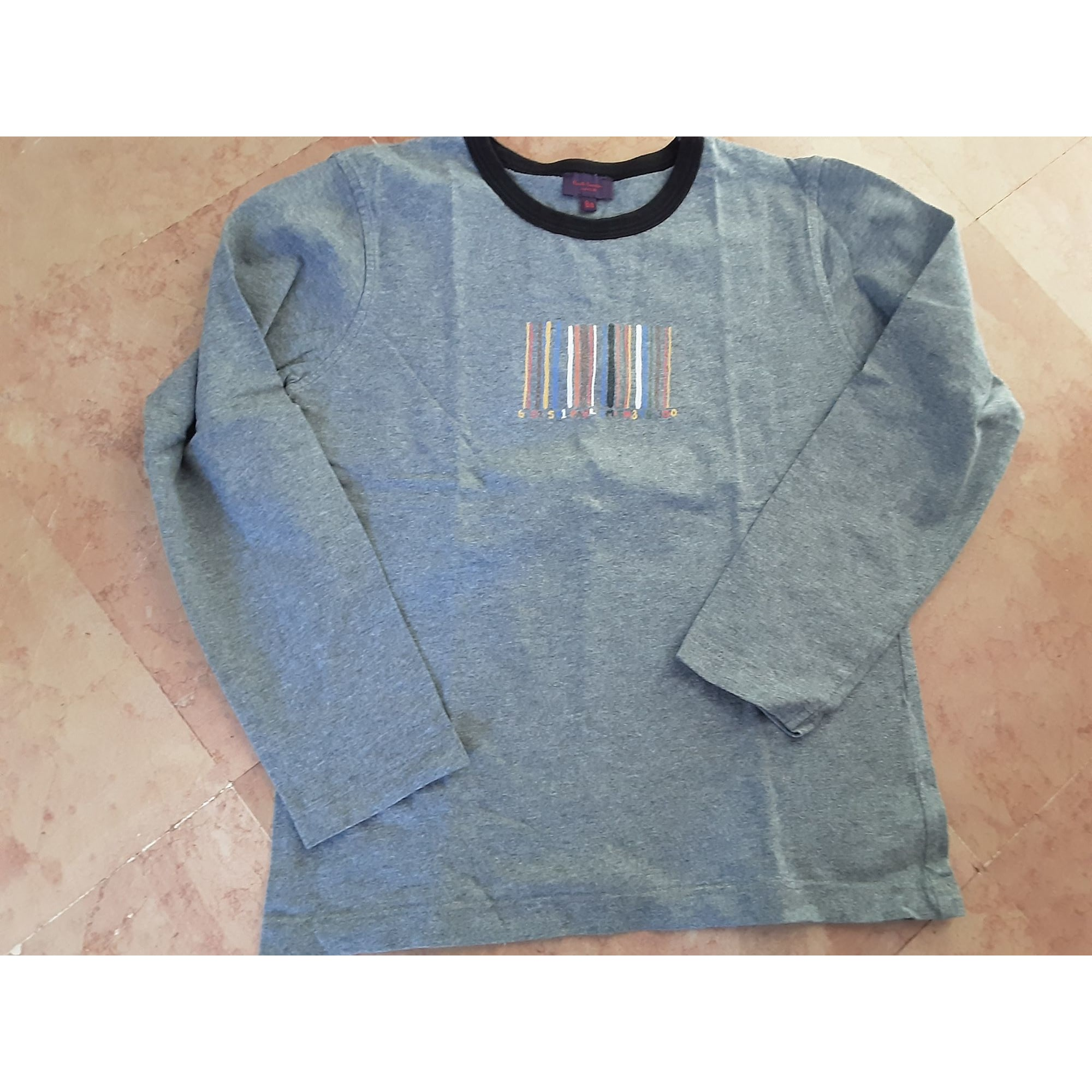 Tee-shirt PAUL SMITH Gris, anthracite