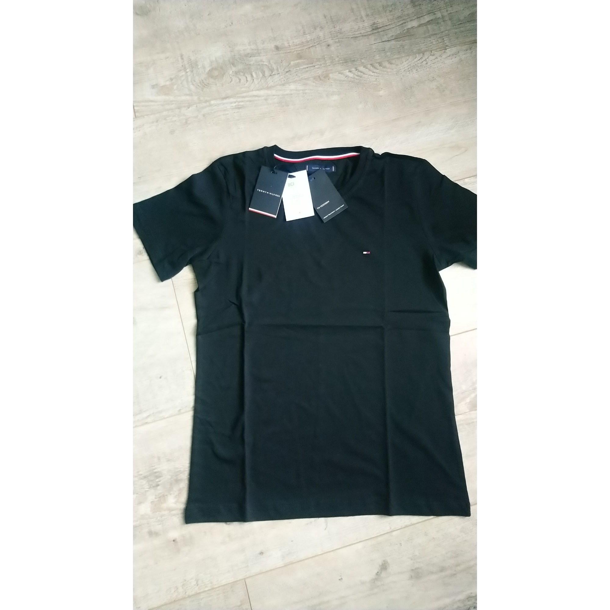Tee-shirt TOMMY HILFIGER Noir