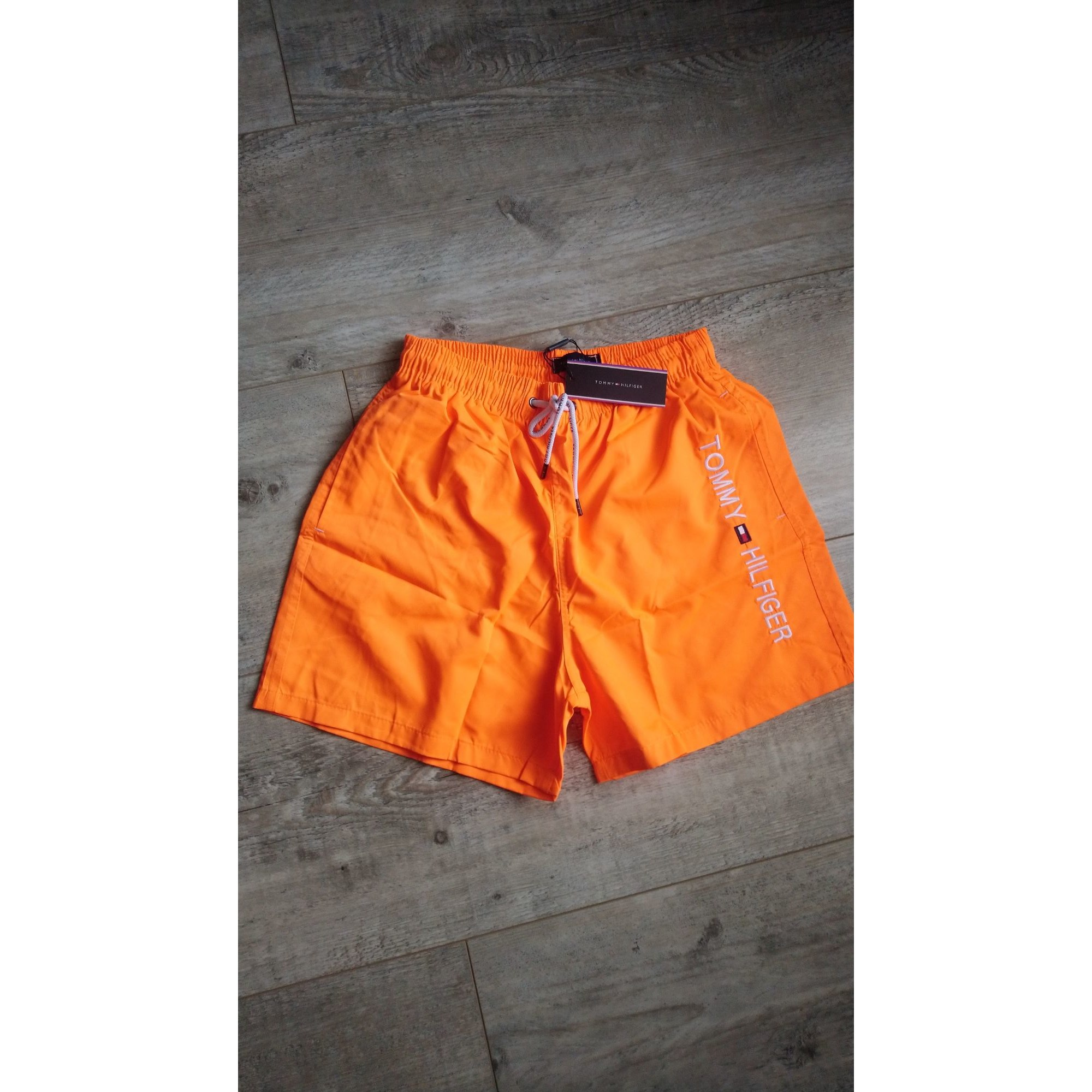 Short TOMMY HILFIGER Orange