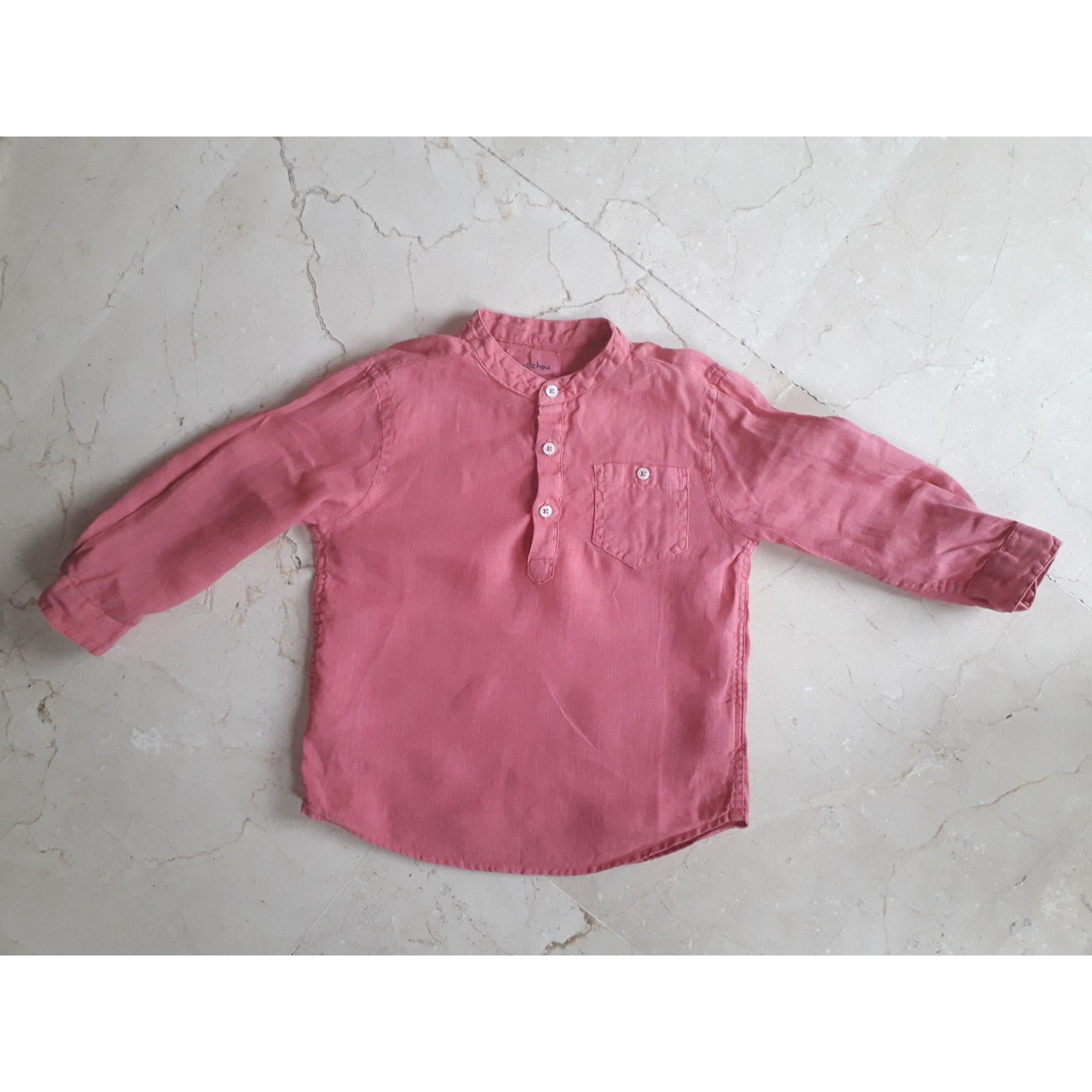 Top, T-shirt BOUT'CHOU Pink, fuchsia, light pink
