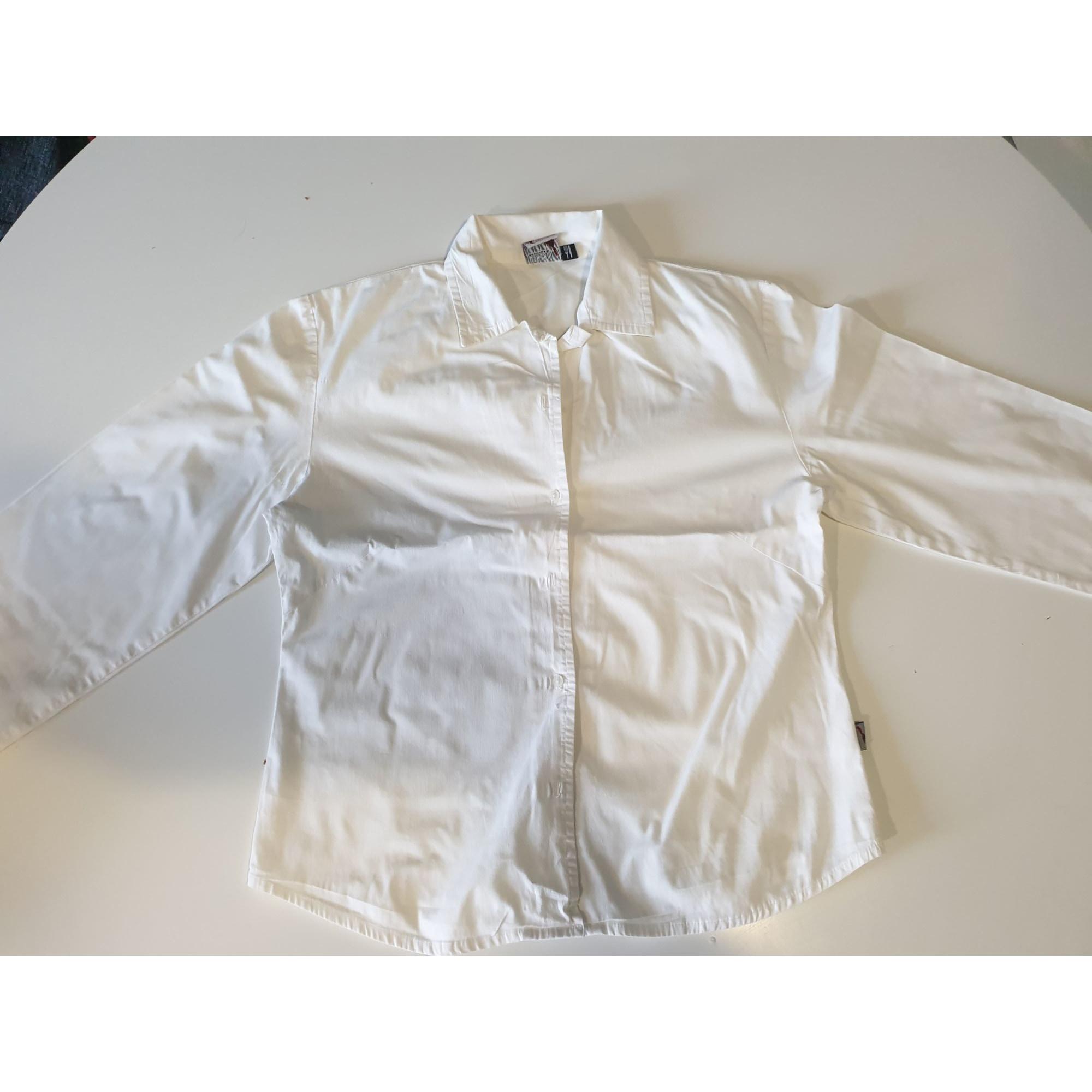 Chemisier LIBERTO Blanc, blanc cassé, écru