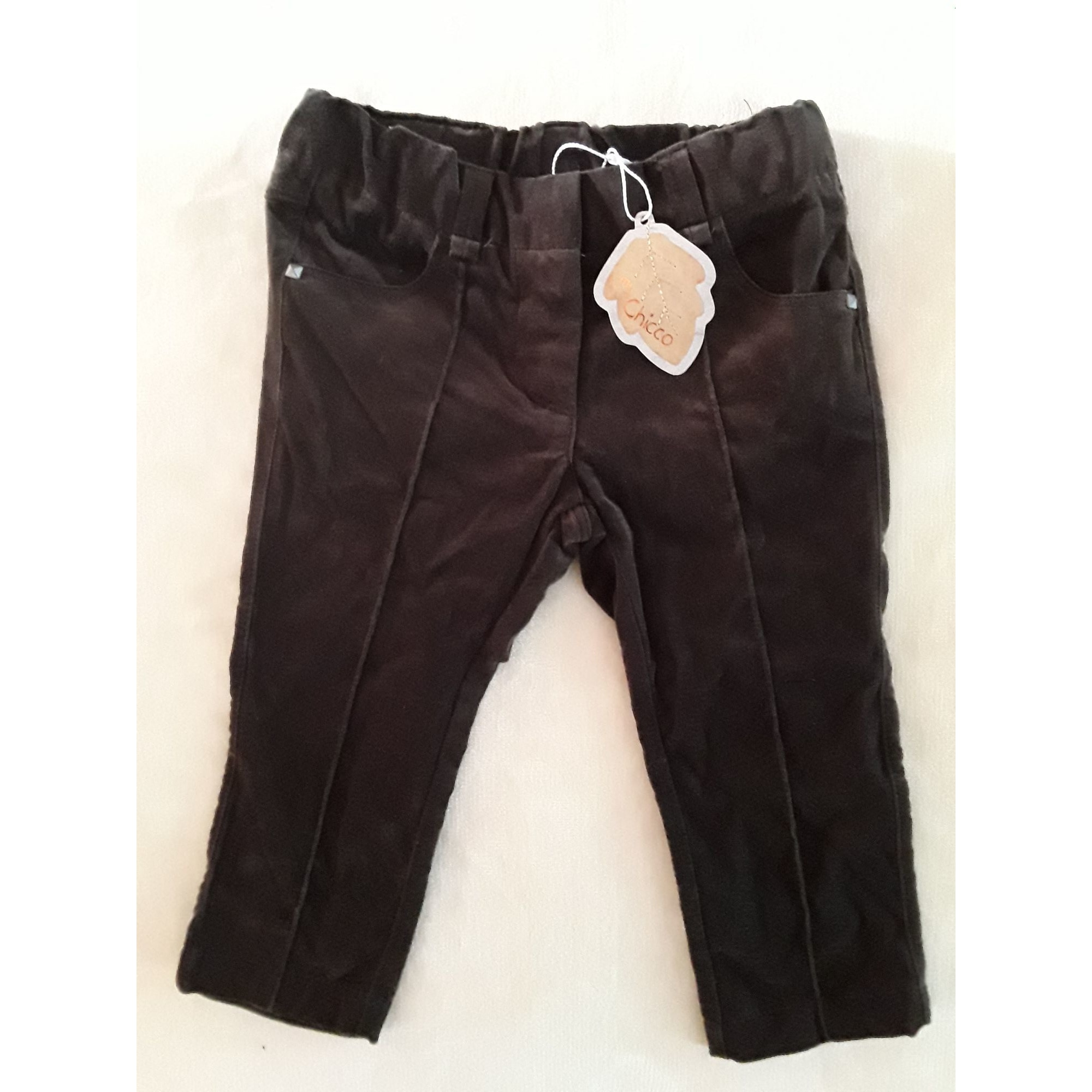 Pantalon CHICCO Marron