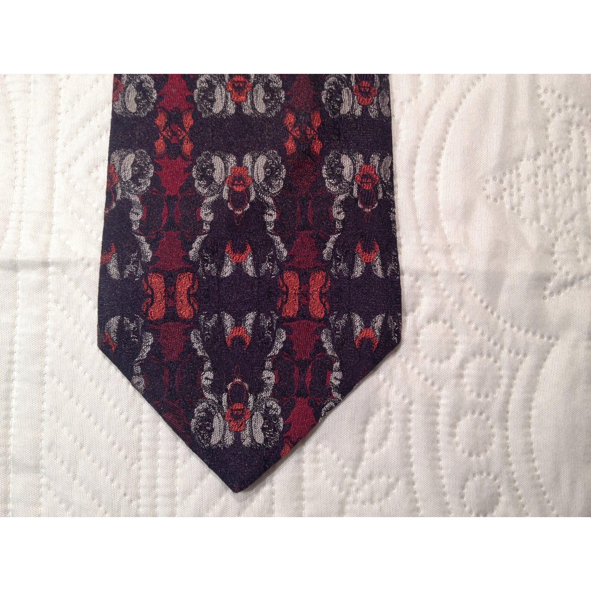 Cravate CHRISTIAN LACROIX Violet, mauve, lavande