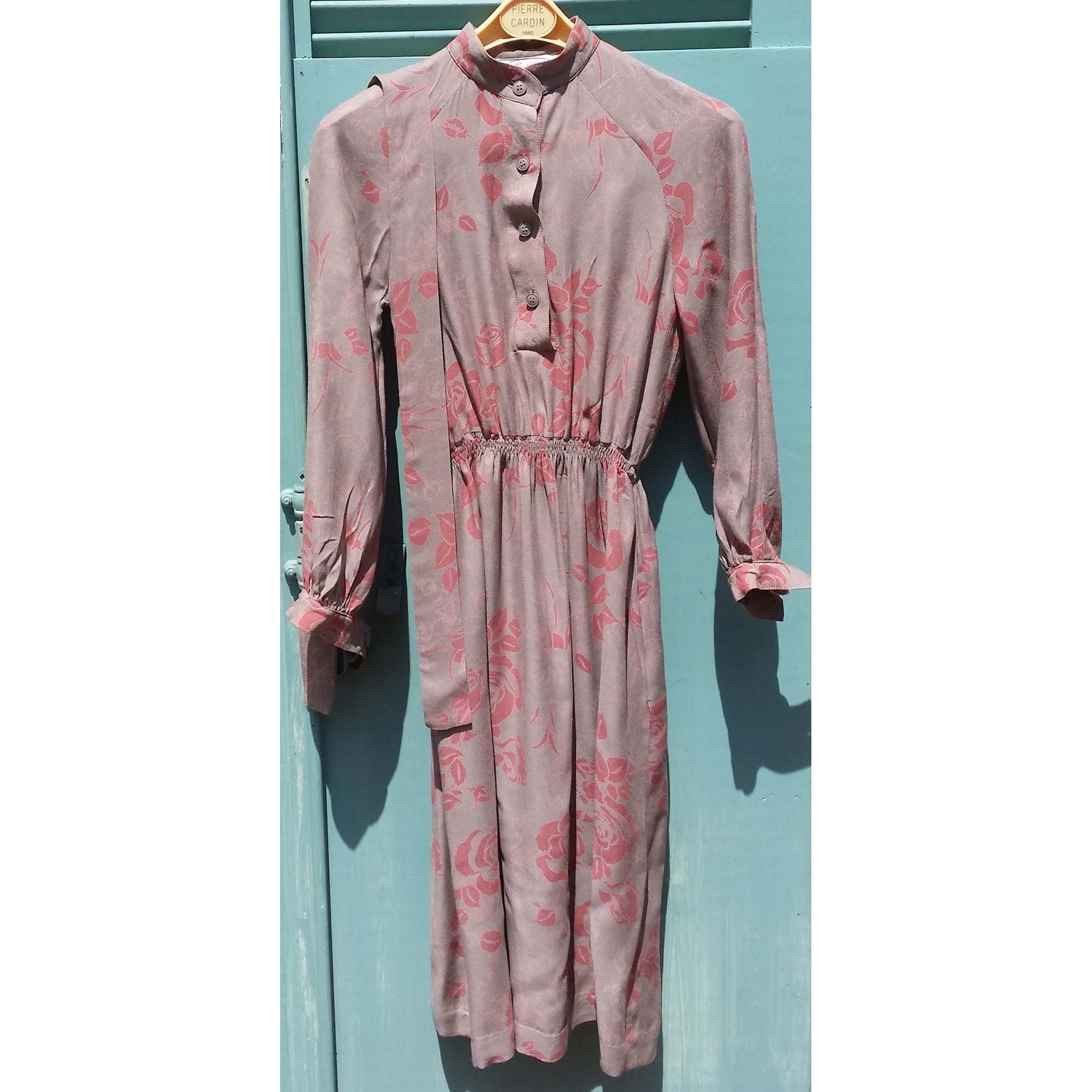 Robe mi-longue SAINT COEUR PARIS Multicouleur