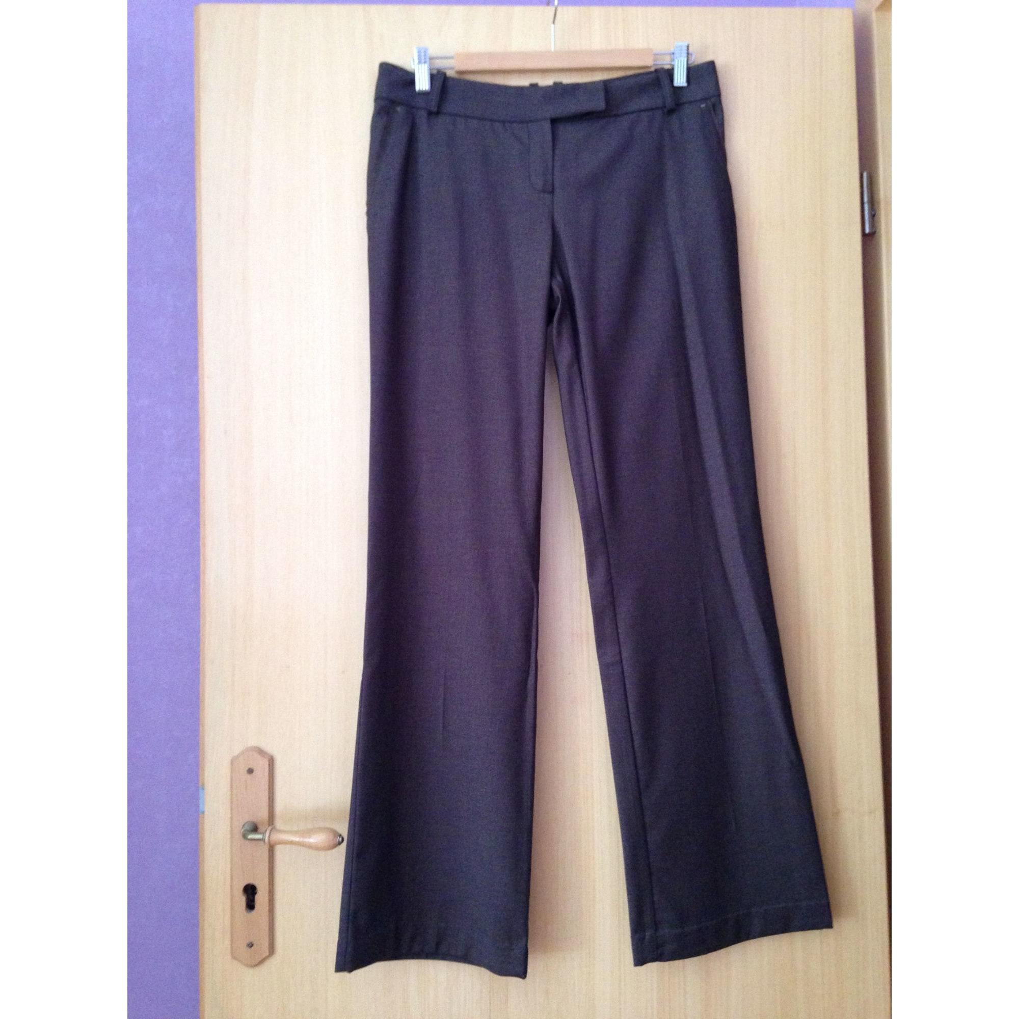 Tailleur pantalon SINÉQUANONE Marron