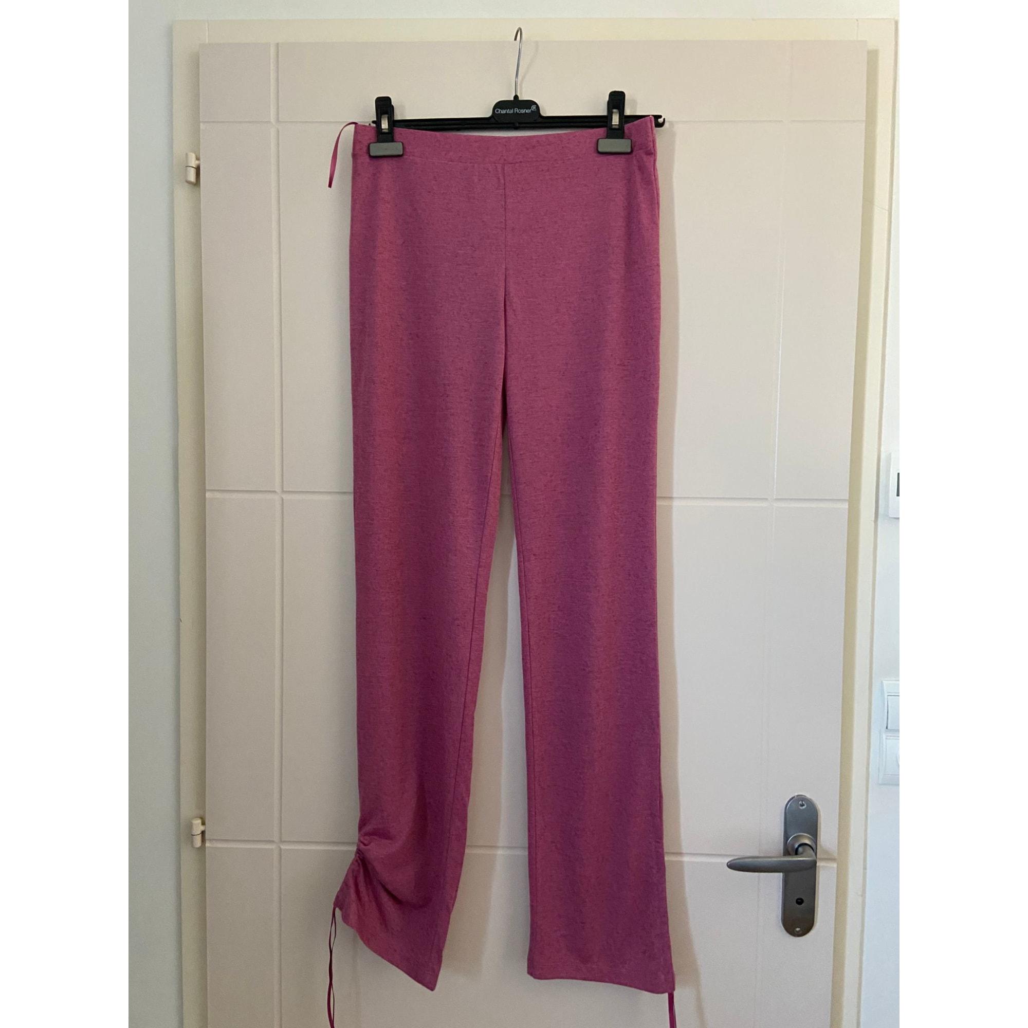 Pantalon de fitness LINGADORE Rose, fuschia, vieux rose
