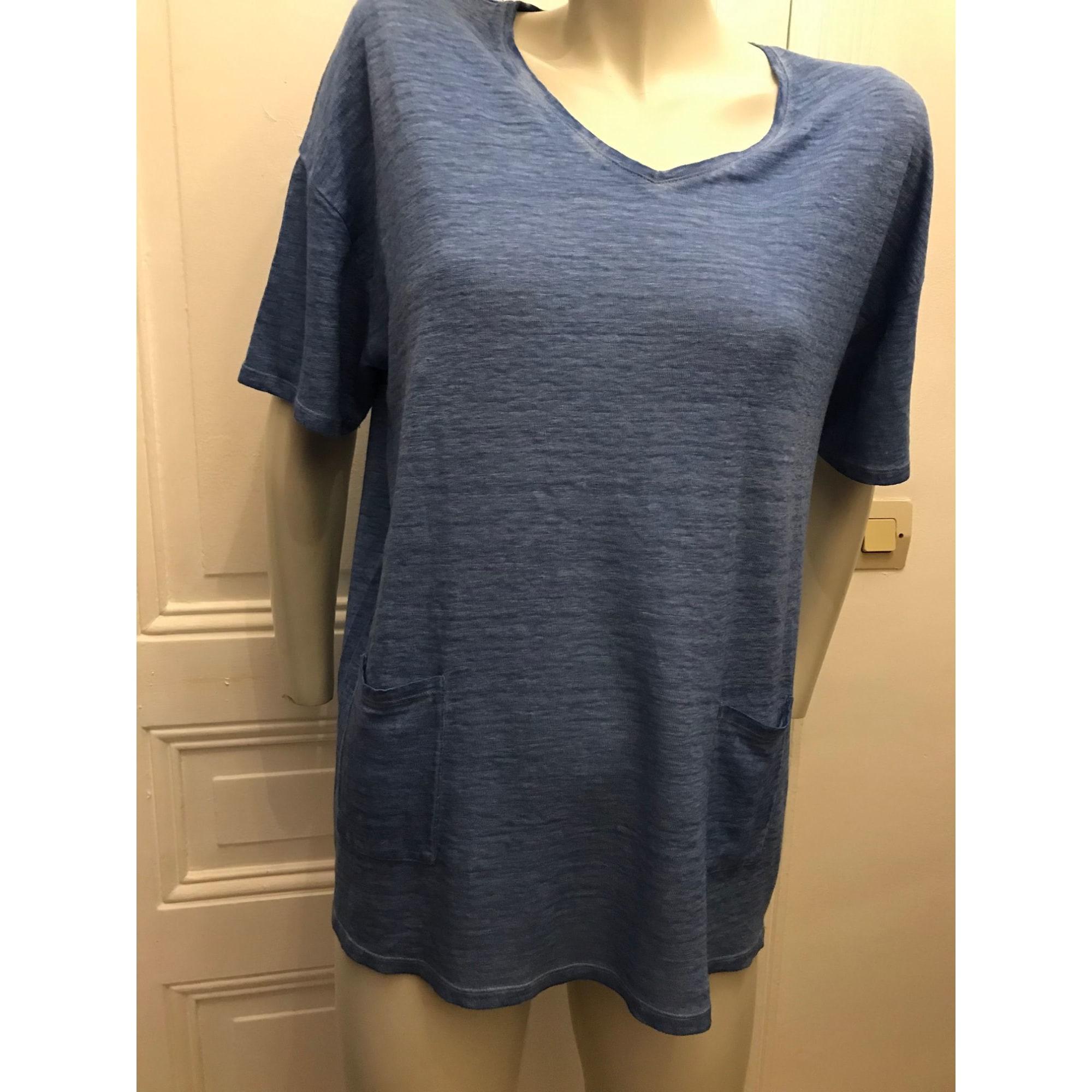 Top, tee-shirt GERARD DAREL Bleu, bleu marine, bleu turquoise