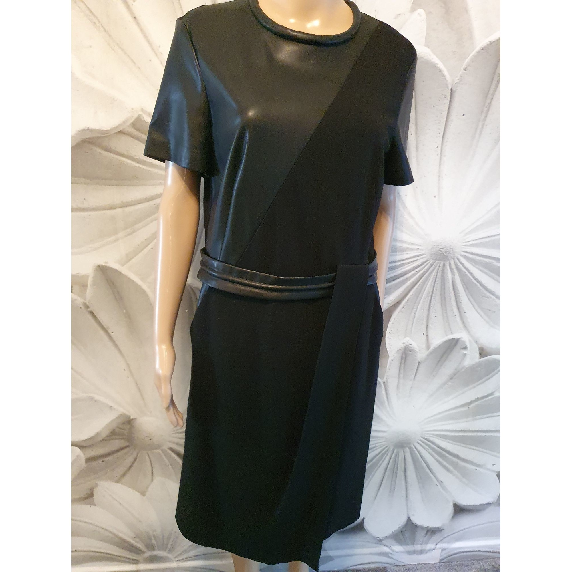 Robe mi-longue BLACKY DRESS Noir