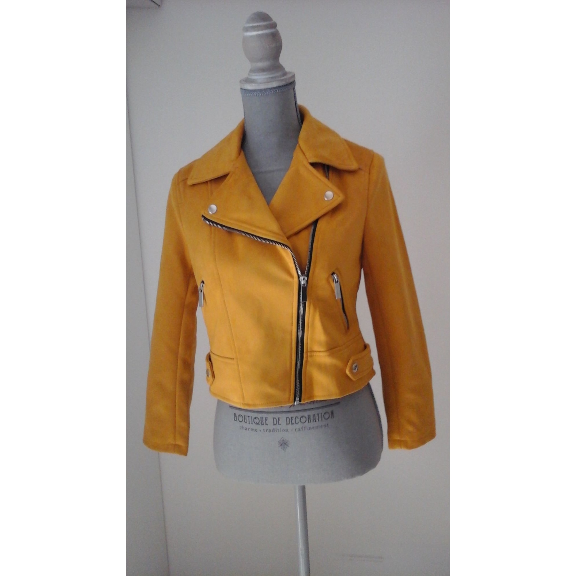 Blouson NEW LOOK Jaune