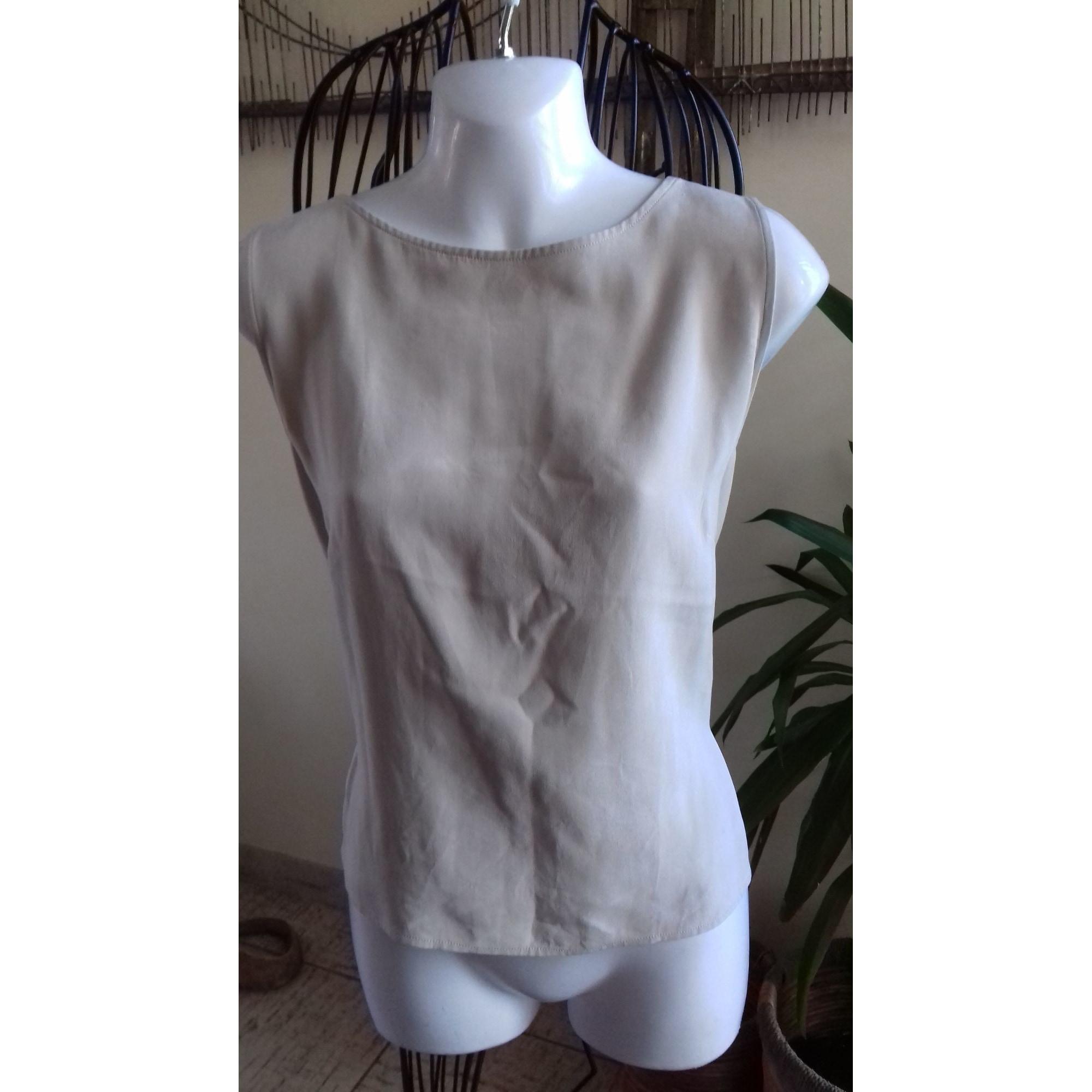 Top, tee-shirt NITYA Blanc, blanc cassé, écru