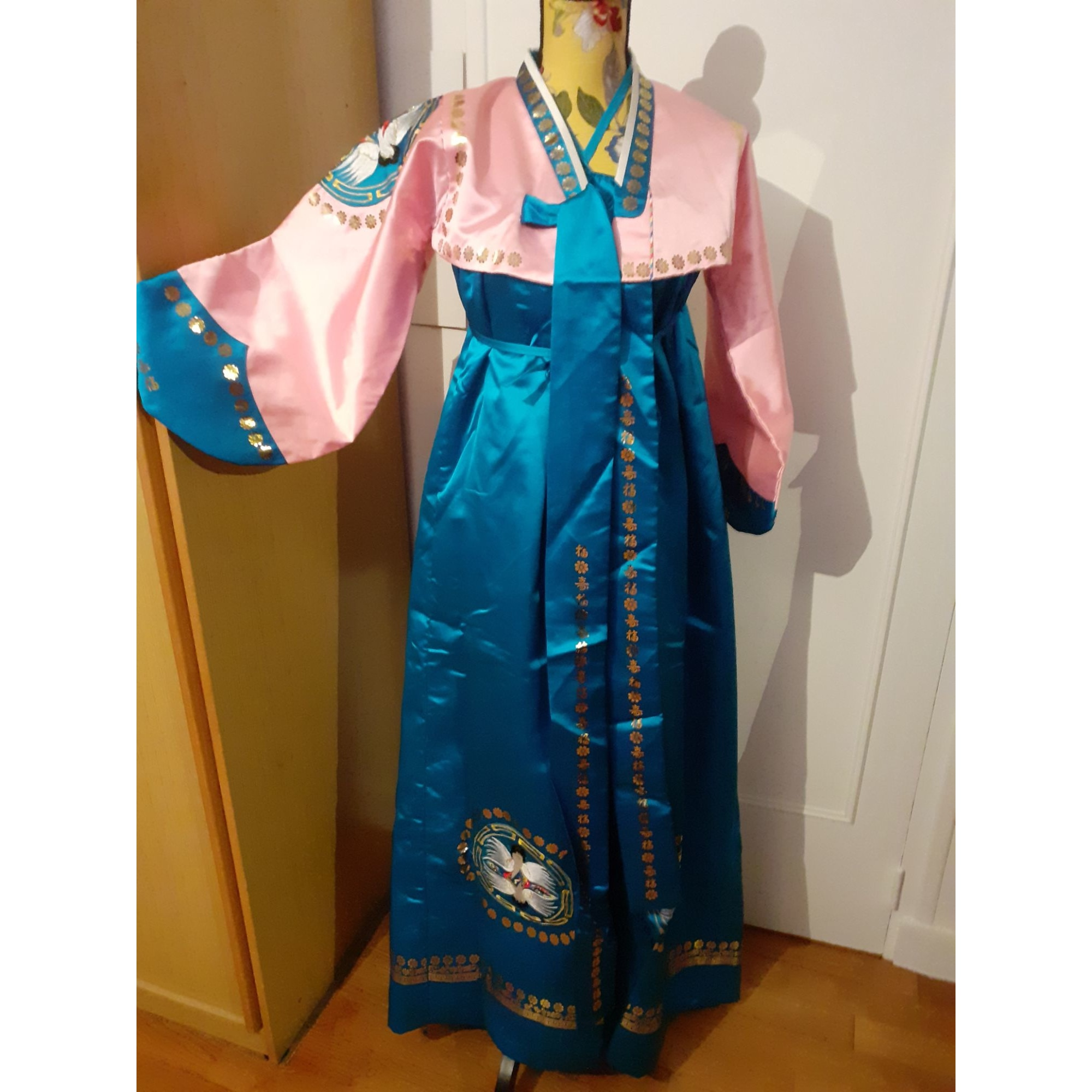 Robe longue ROBE CORÉENNE Multicouleur