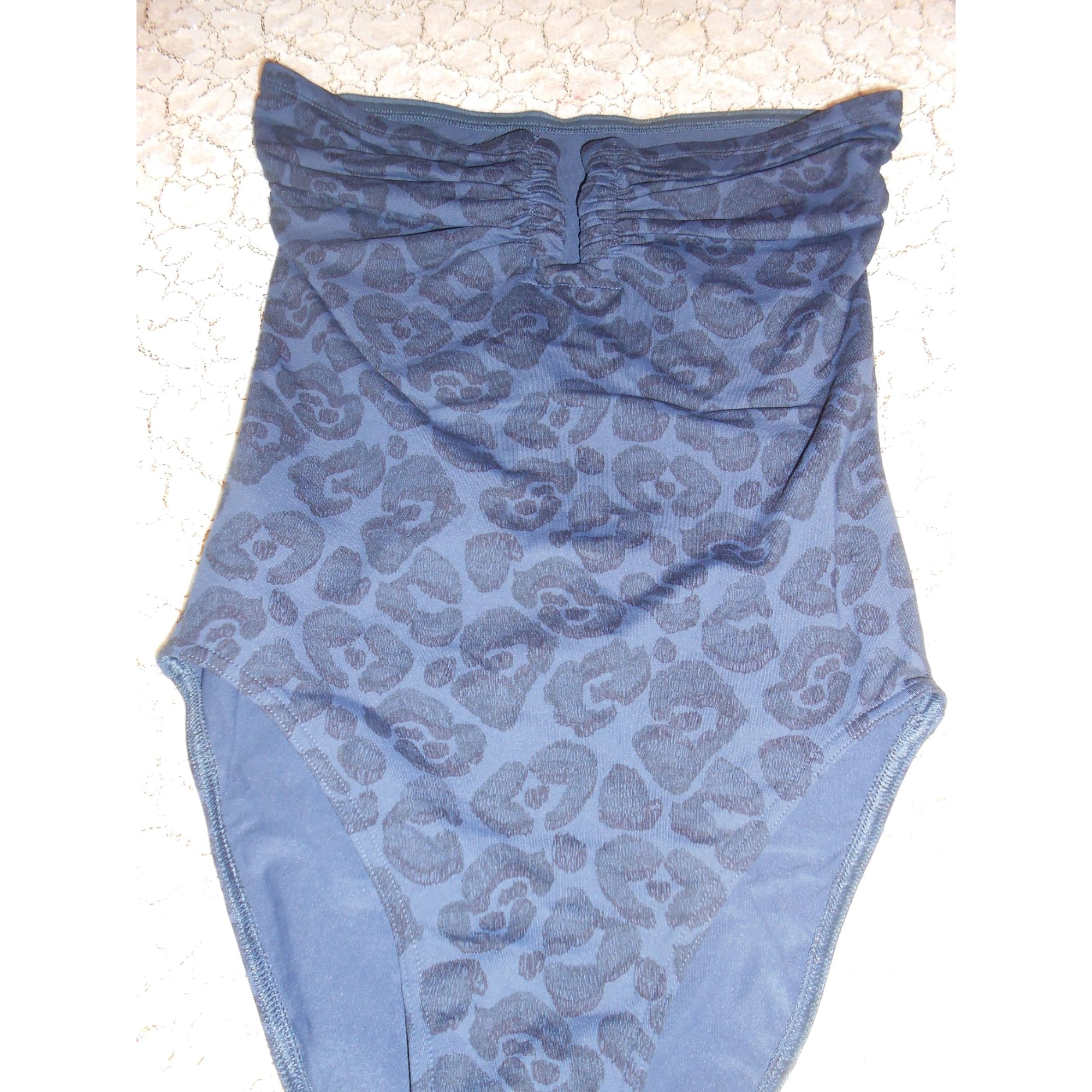 Maillot de bain une-pièce ERES Bleu, bleu marine, bleu turquoise