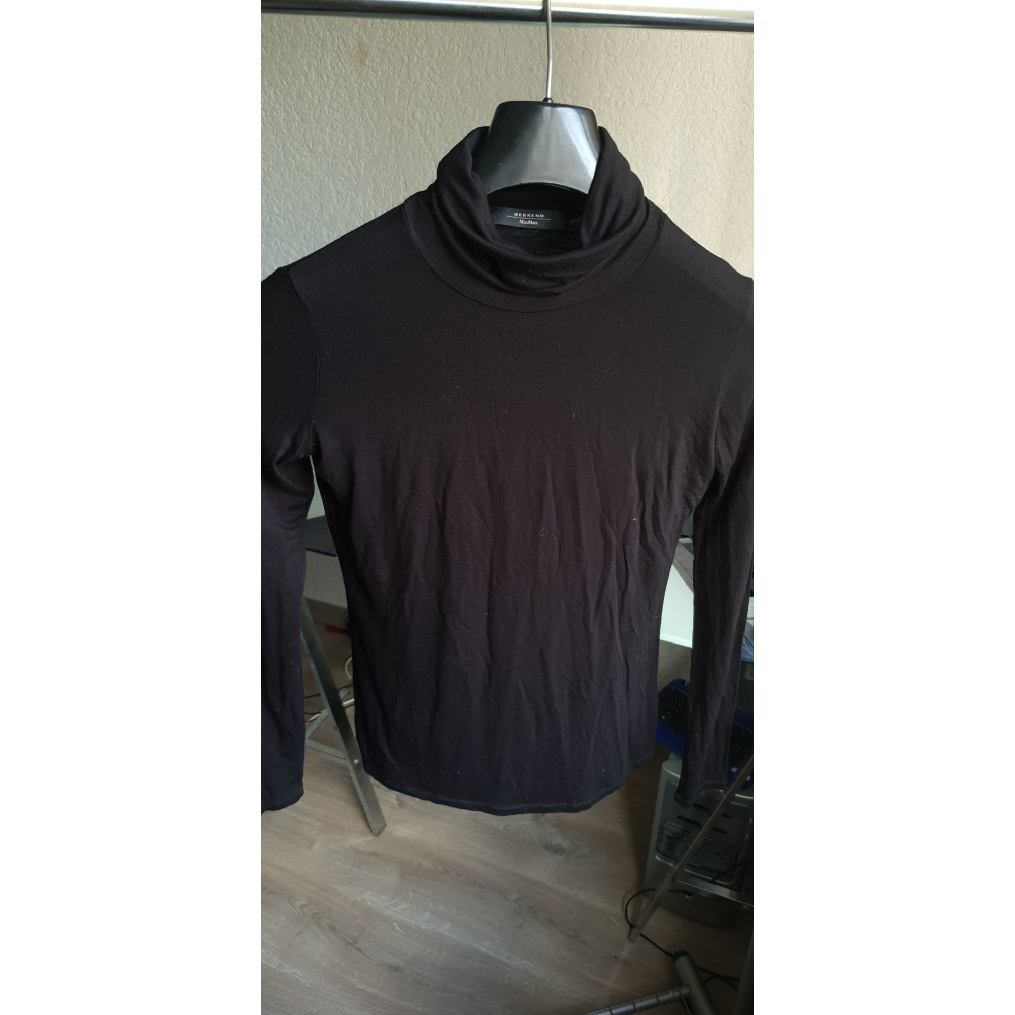 Top, tee-shirt WEEKEND MAX MARA Noir