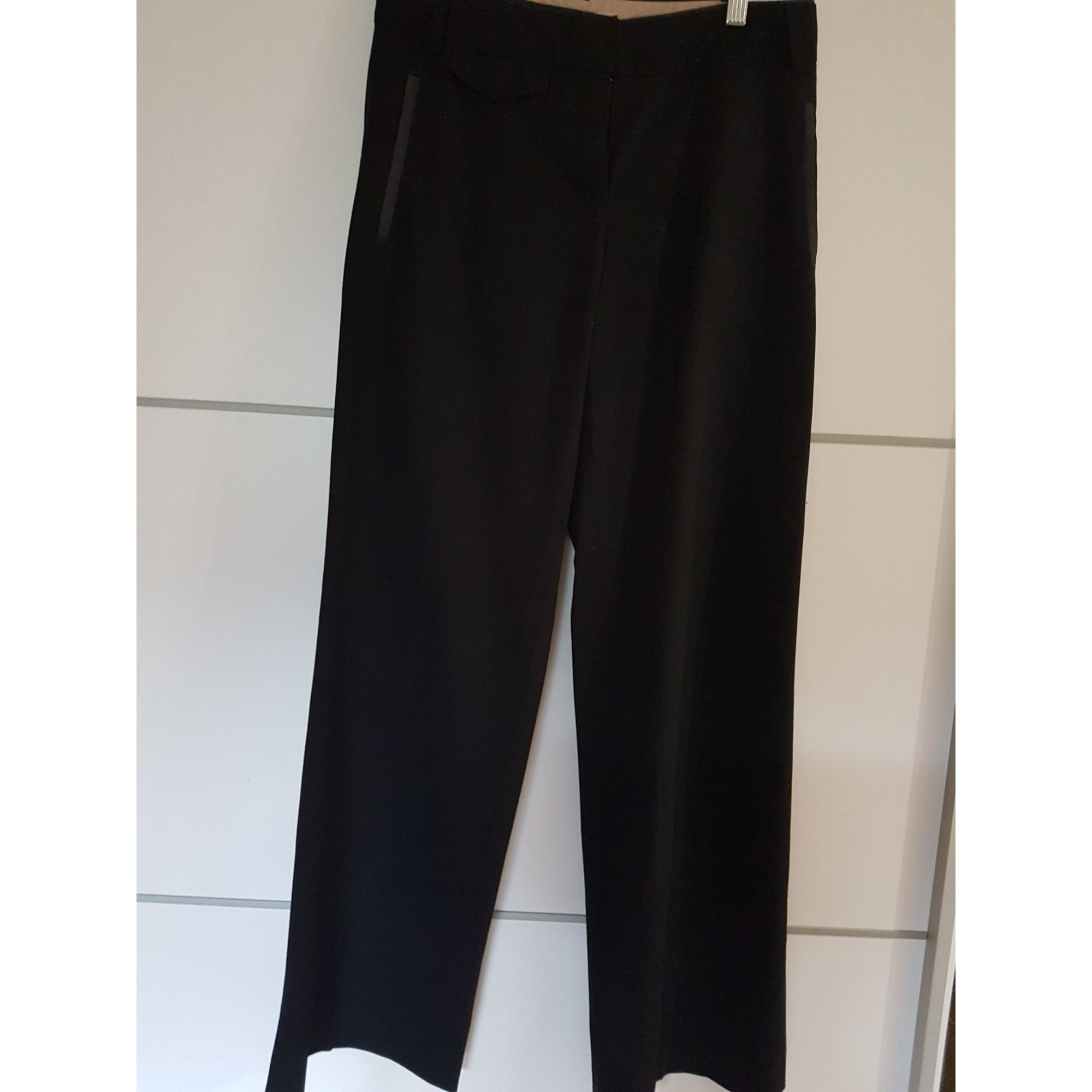 Pantalon évasé KOOKAI Noir