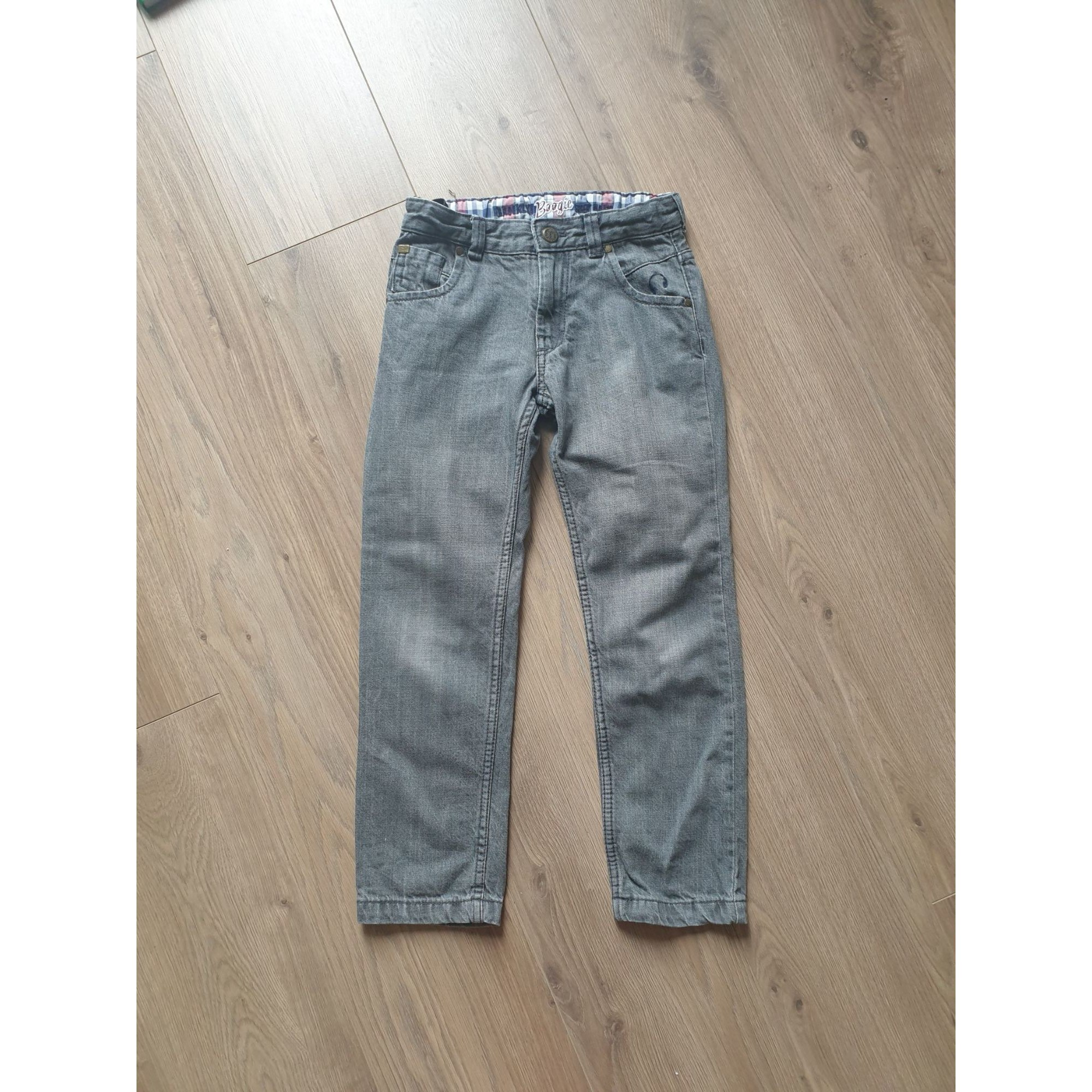 Jeans droit SERGENT MAJOR Gris, anthracite