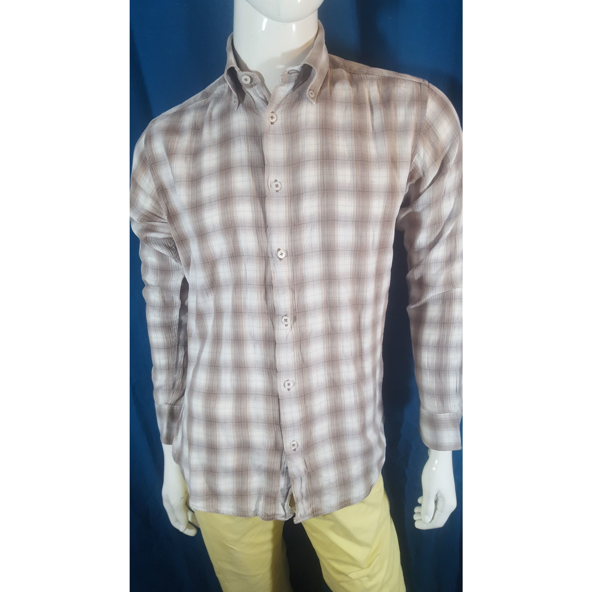 Chemise ARMAND THIERY Beige, camel