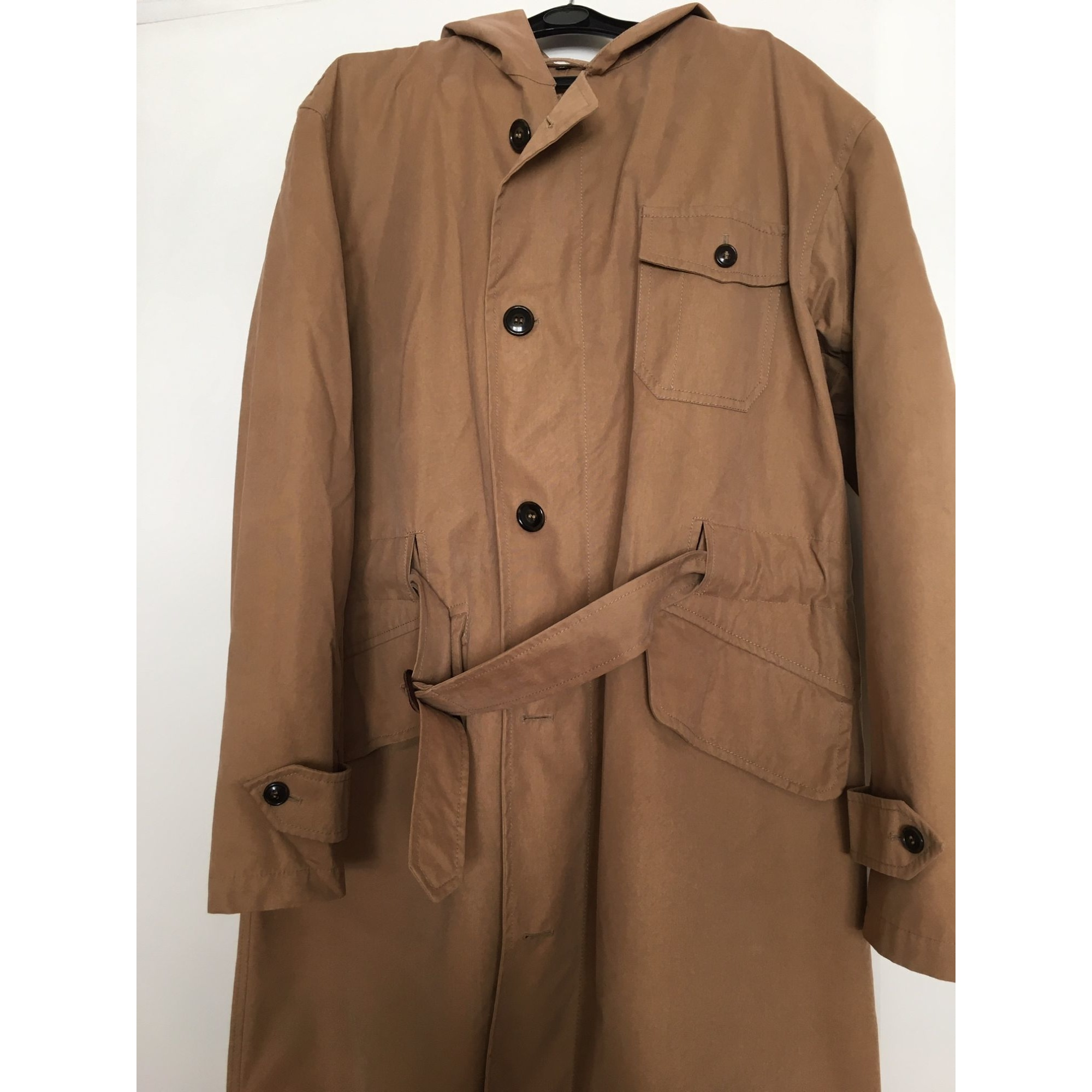 Imperméable, trench SEALUP Beige, camel